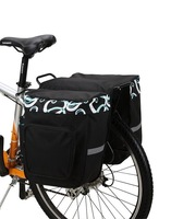 Cycling Bicycle Bag Bike Back Seat Bag Pannier