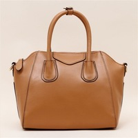 Free Shipping! 5 colors GENUINE COW LEATHER dailylife bag women handbag wholesale 398