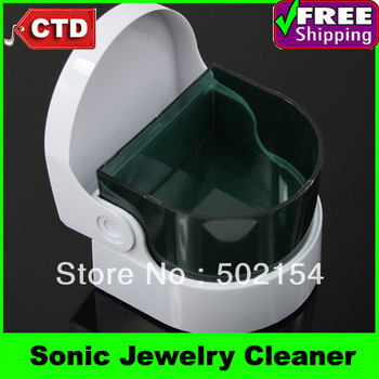 Wholesale And Retail High-quality Hot Sale Ultrasonic Sonic Jewelry Cleaner (Desktop Unit)