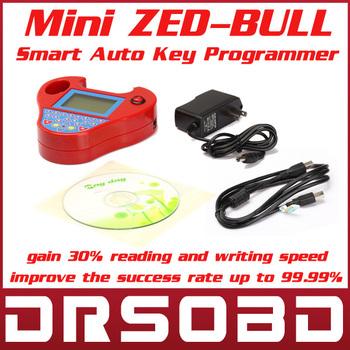 Super 2013 Mini Version ZedBull Smart Zed-Bull Key Transponder Programmer ZED BULL
