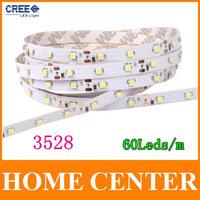 Best price 5M 3528 300Leds Warm white Red Green Blue Yellow LED Flexible Strips Flexible LED Lighting DC12V Discount