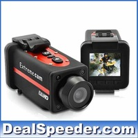 New arrival Crocolis HD - With 16gb Memory 1080P Full HD Extreme Sports Action Camera (Waterproof) Extreme Sports Video Camera