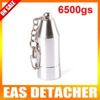 Bullet Mini Detacher Tag Remover Magnetic Force 6,500GS Eas System Security Detacher