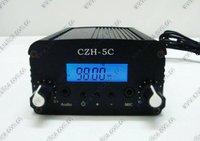 5W stereo PLL FM transmitter broadcast radio station