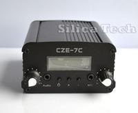 7W stereo PLL FM transmitter broadcast radio station-TNC port