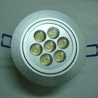 3/7w warm white LED good quality aluminum ceiling light AC 85-265V 100lm/w 10 pcs/lot free shipping