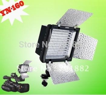 LED Video Light YN160 Camera Camcorder Lamp for Camera Video Camcorder DV  S//y DSLR Can/n Nik/n Pent/x Pan/sonic SLR Cameras