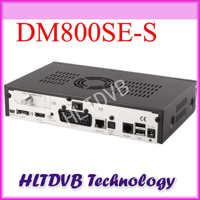 Full HD Satellite tv receiver Dvb800se BCM4505 turner sim2.10 card Dvb 800 se Linux OS Enigma 2 dm800se FEDEX free shipping(China (Mainland))