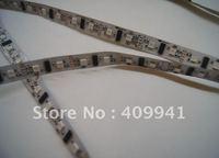 free shipping LPD8806 IC digital Addressable RGB led Dream Color strip Light Ribbon Strip Rope 48LEDs/M 48 Image Pixel