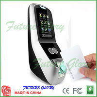 Free Shipping Face + Fingerprint+ ID Card  Access Control  MultiBio 700 ZKTECH Iface 7 Biometric Access Control