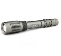 Ultrafire z5 Flashlight  7Mode 1600LM CREE XM-L T6 LED Waterproof Flashlight For Hiking by 2*18650 Battery,Freeshiping