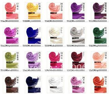 FREE SHIPPING  Wholesale 5pc/lot  Mix Color Fashions Women's Pashmina  scarf  Wrap Shawl Scarves