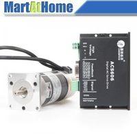 Leadshine Brushless Servo Kit ( Drive ACS606 + 180W 36V DC Servo Motor ) #SM409 @SD
