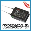 Free shipping !!! flybarless system RX2702V-D receiver for DEVO series