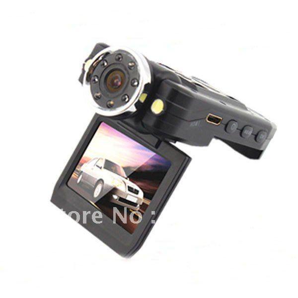 Night Vision 720P 8 LED HD Car DVR Recorder Dashboard Vehicle Camcorder K3000(China (Mainland))