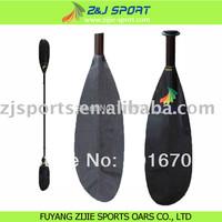 Super lightweight Carbon fiber SeaKayak Paddle with oval adjustable shaft