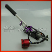 Drift Parking Hand Brake Hydraulic Handbrake With Red Oil Tank for Hand Brake Fluid Reservoir E-brake