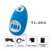 GPS Tracker TL201 With Waterproof  for fleet management, personal tracking