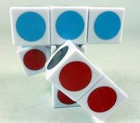 10pcs/lot lanlan Lan Lan 1x3x3 Super Floppy Cube LL 133 Twist puzzle Toy Free Shipping
