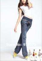 free shipping 2013 NEW  fashion loose design  ladies jeans spring and summer hot selling women jeans