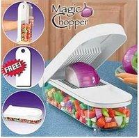 Magic Chopper/Slicer/Dicer Chop Dice Fruits Vegetables Onion fruit cutter