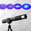 oxlasers OX-BX5 445nm 1.2w/1200mw  burning focusable blue laser pointer (5 star caps) with safety glasses+Free Shipping