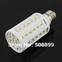 Freeshipping E27 12W 60-LED 5050 SMD Warm White Energy Saving Lamp Light Bulb 85-265V +Dropshipping