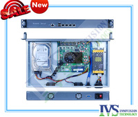High cost-effective 1U router server / firewall server N2550 with MINI ITX D2550 1.86GHz Four Lans