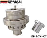 Tanksy - 25MM Dual Piston BOV Blow off Turbo for Audi A4 S4, Golf, Jetta 25 PSI TK-BOV1007 silver