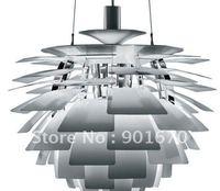 Free Shipping 50CM Hot Selling Louis Poulsen PH Artichoke Lamp Denmark  Pendant lamp residential dinning lighting wholesale Good