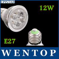 E27 12W Epistar CE warm cool white 960LM High Power LED Lamp spot lighting
