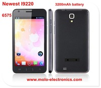 "Freeshipping star I9220 N9000 3G smart phone MTK6575 dual core 1Ghz  android 4.0 tablet 5.08"" capacitive unlock mobile GPS"