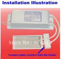 DC12V / 110V / 220V Ceramic Plate Ozone Generator Ozone Yield 3.5g/h 2pcs Start +100% Free Shipping!!