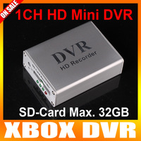 XBOX HD 1 Channel Super-Smart Mini DVR Board The Fashional Shape