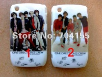 One Direction hard back case cover for Blackberry curve 8520 8530 9300 10pcs/lot  free shipping