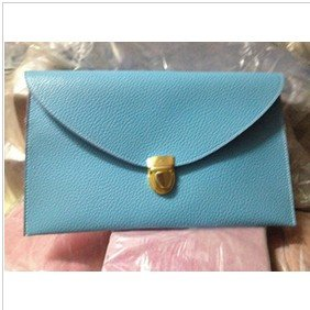 Сумка через плечо Korea Style Womens Envelope Clutch Chain Purse HandBag Shoulder Bag 13 Colors