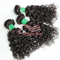 "Grade 6A Brazilian Virgin Hair Deep Curly Wave 100% Unprocessed Hair Brazilian Curly wave 12"" -32""available"