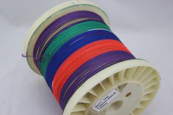Free Shipping 1000M/PCS 300LB Multicolor PE Braid Fishing Line  0.95mm 12 weave