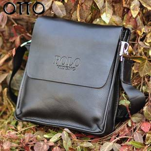 OTTO Genuine Leather Men shoulder Bags Handbags Tote Fashion men Discount Wholesale fashion 2012 new CY001 Free shipping