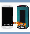 3PCS/LOT original new lcd display with touch screen for samsung Galaxy S3 i9300  Free shipping  by DHL EMS white color