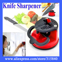 6pcs New 2014 Creative Home Kitchen Steel Knife Sharpener Cooking Tools Sharpening With Opp bag As Seen As On TV -- MTV70