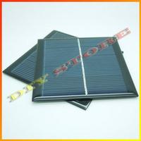 5pcs/lot 5.5V 140mA 0.77W mini solar panels small solar power 3.6v battery charge solar led light solar cell -10000547