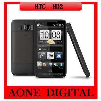Original Refurbished HTC HD2 leo T8585 Wifi GPS Windows Smart Phone