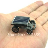 Wholesale free shipping for solar toys, mini Car in the world Hot!