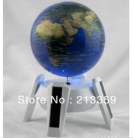 Free shipping for Newest Novelty Solar earth Toys / Solar Globe earth!! Hot!