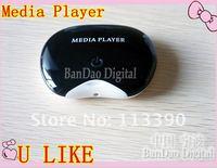 Free shipment  Remote Control  720p portable media player