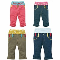 Free shiping beautiful trous baby pant Boy and Girl  DESIGEN