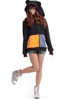 Free Shipping Natsume Yuujinchou Nyanko Sensei Cosplay Costume Clothing Sweater Clothes Women hoodies sweatshirts Hot sale CF-01