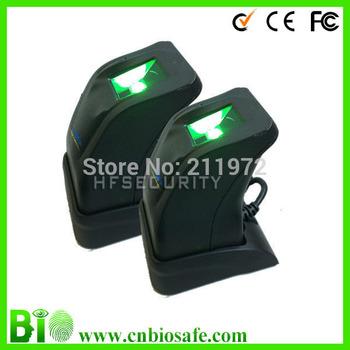 USB High Performance Biometric Fingerprint Reader/Module HF-9000 Fingerprint Collector LED Indicates Free SDK