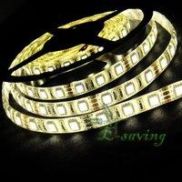 5050 LED Strip SMD Flexible light 60led/m 300 5M waterproof warm/white/red/green/blue/yellow ribbon